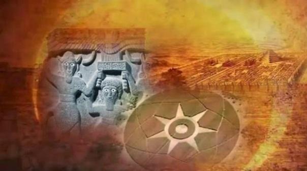 enki annunaki ancient crop circles